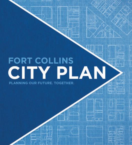 Fort-Collins-Colorado-City-Plan